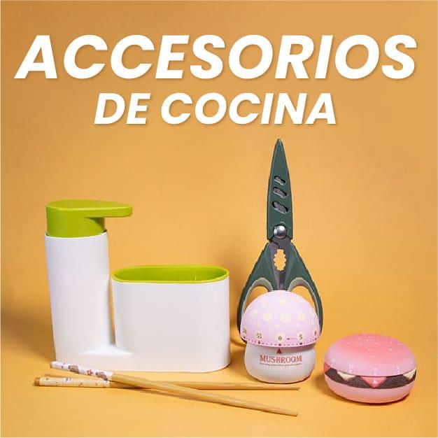 Accesorios e implementos de cocina
